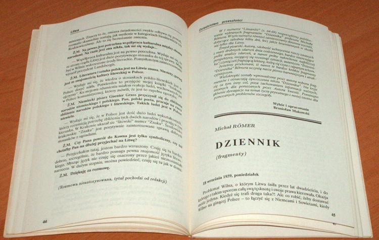 Lituanica-1993-nr-1-2-Punsk-1993-Milosz-Czernialis-Vaina-Vaganas-Dargis-Venclova-Vilnius-Eidrigevicius