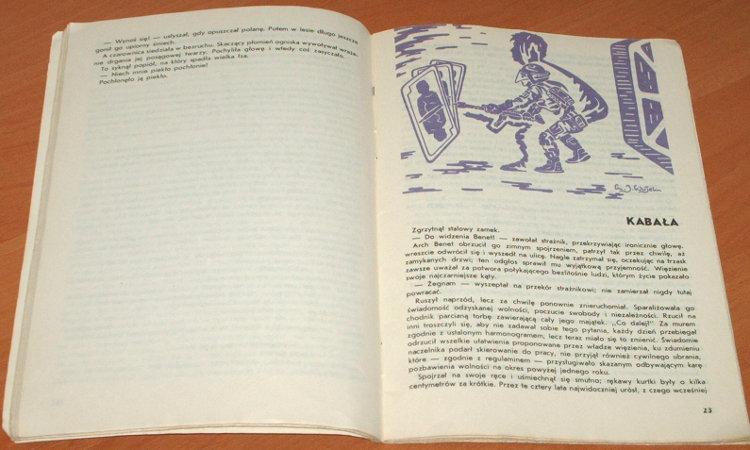 Kochanski-Krzysztof-Zabojca-czarownic-ZSP-Alma-Press-1986-Fantom-Kabala-Lyzwiarz-Czciciel-Slowa-fantastyka