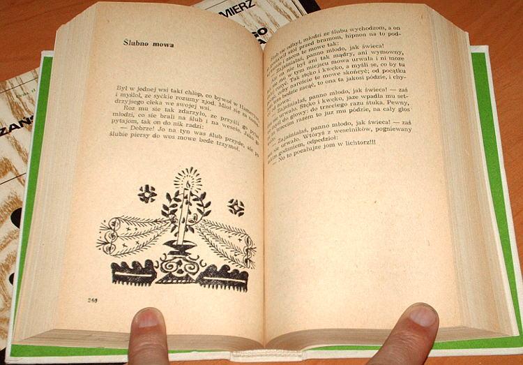 Wnuk-Wlodzimierz-Gawedy-skalnego-Podhala-Wyd-4-Krakow-Wydawn-Literackie-1981-Seria-Tatrzanska-z-parzenica-Tatry