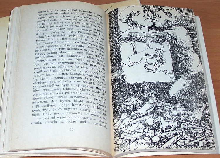 Ficowski-Jerzy_Czekanie-na-sen-psa_2-ed_Krakow-Wyd-Literackie-1973-Waiting-for-the-dog-to-sleep-in-polish