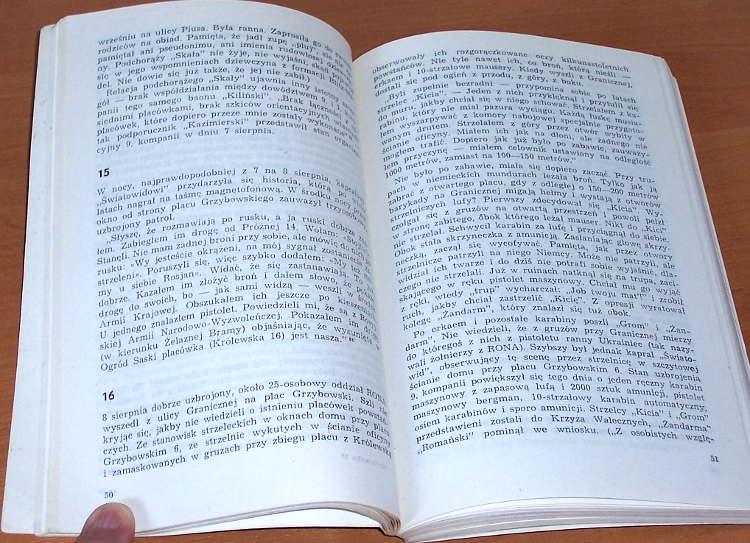 Kledzik-Maciej-Krolewska-16-Warszawa-Pax-1984-Armia-Krajowa-AK-Powstanie-warszawskie-pamietnik