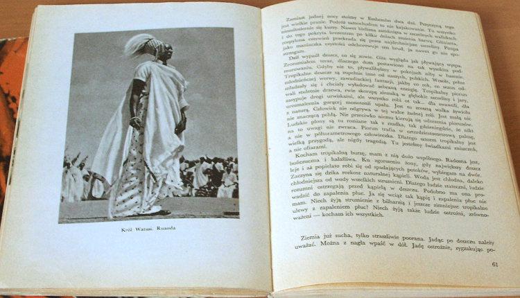 Korabiewicz-Waclaw-Kwaheri-Warszawa-Czytelnik-1965-Afryka-masajowie-Kenia-Tanganika-Uganda-Burundi-Kongo-Rodezja