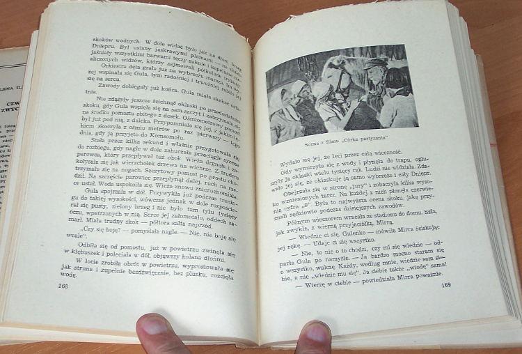 Iljina-Helena-Czwarte-zwyciestwo-Warszawa-Prasa-Wojskowa-1949-Rosja-Russian-Russia-ZSRR-USSR-Soviet-Union-Stalin