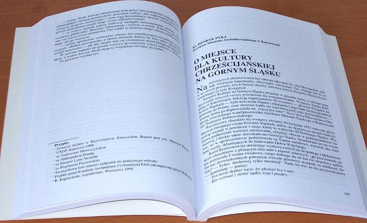 Konopelska-Kongres-Kultury-na-Gornym-Slasku-Katowice-1998-Oberschlesien-Kultur-Kongress-Silesia-Upper