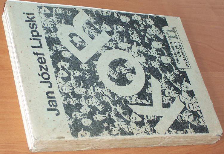 Lipski-Jan-Jozef-KOR-Komitet-Obrony-Robotnikow-Komitet-Samoobrony-Spolecznej-Warszawa-Nowa-1983