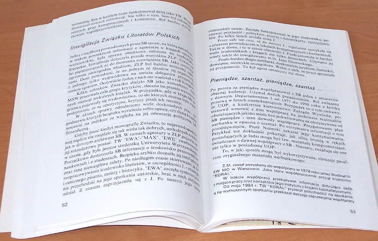 Grocki-Michal-Konfidenci-sa-wsrod-nas-Warszawa-Spotkania-1992-Sluzba-Bezpieczenstwa-Intelligence-service
