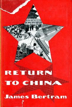 Bertram Return to China Description travel Chine Opinions étrangeres waa0336