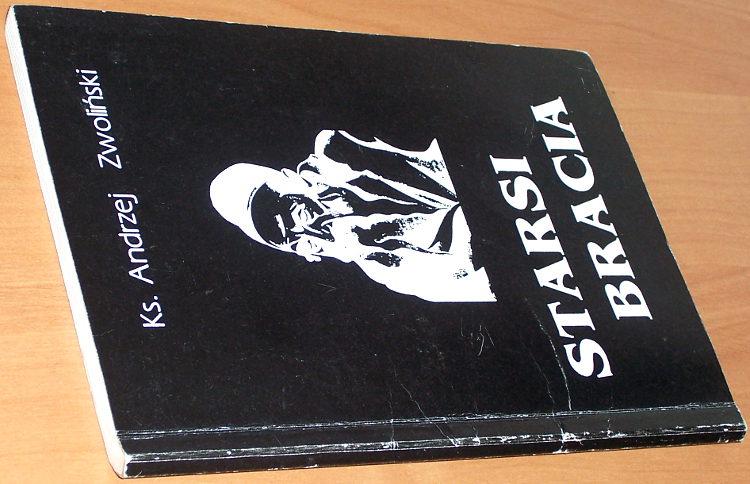 Zwolinski-Andrzej-Starsi-bracia-Krakow-1994-Polski-antysemityzm-koscielny-zydzi-jews