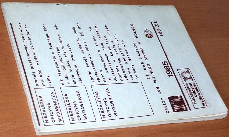 Jastrun-Tomasz-Zycie-Anny-Walentynowicz-Warszawa-Nowa-Niezalezna-Oficyna-Wydawnicza-1985-uncensored-prints-dissident