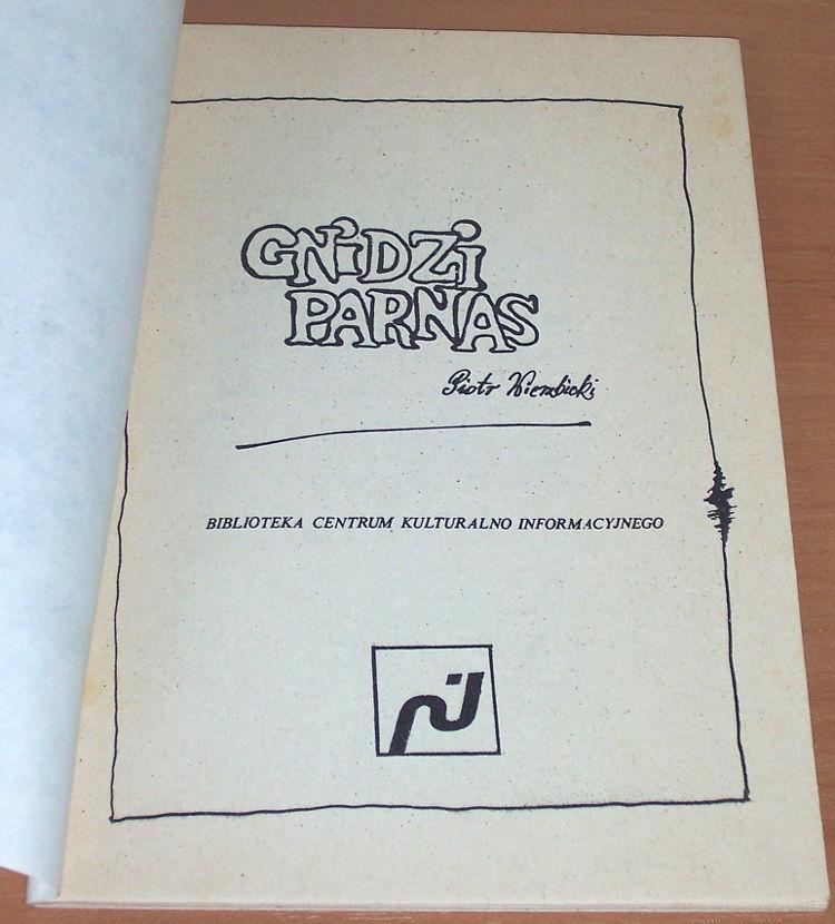 Wierzbicki-Piotr-Gnidzi-Parnas-Lodz-Biblioteka-Centrum-Kulturalno-Informacyjnego-1981