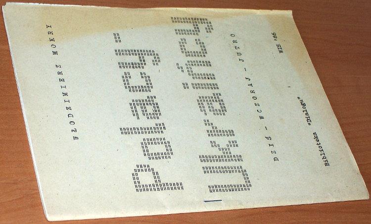 Mokry-Wlodzimierz-Polakow-i-Ukraincow-dzis-wczoraj-jutro-Warszawa-WIS-1986-Polacy-Ukraincy-Biblioteka-Dialogu