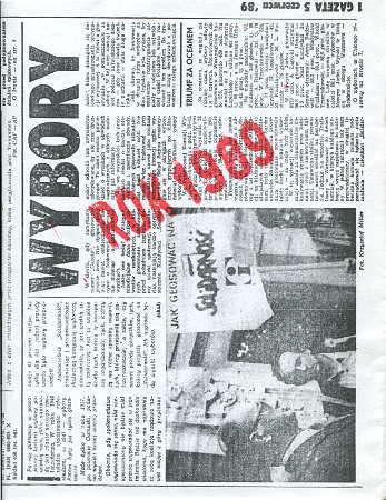 Friszke Rok 1989 Polska droga do wolności Nineteen eighty-nine Polish path towards freedom tysiąc dziewięćset osiemdzisiąty dziewiąty Erazm Ciołek 9788370599300 978-83-7059-930-0 waa0509