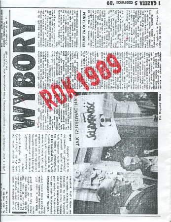 Friszke Rok 1989 Polska droga do wolności Nineteen eighty-nine Polish path towards freedom tysiąc dziewięćset osiemdzisiąty dziewiąty Erazm Ciołek 9788370599300 978-83-7059-930-0 waa0510
