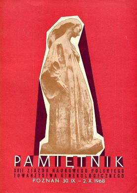 ginekologia ciąża kobieta medycyna Pamiętnik XVII Naukowego Zjazdu Polskiego Towarzystwa Ginekologicznego waa0533
