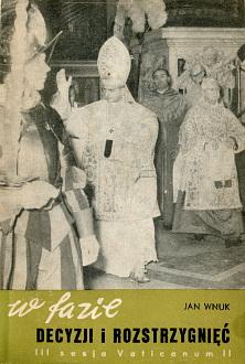Wnuk Jan Vaticanum Sobór Watykański Drugi kościół Rzym papież biskupi papiez Jan XXIII Paweł VI waa0540