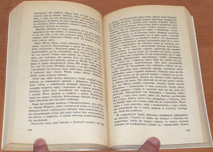 Knappe-Joachim-Przywroceni-zyciu-Warszawa-PIW-Panstwowy-Instytut-Wydawniczy-1974-tlum-Przebinda-Aufstieg-der-Toten