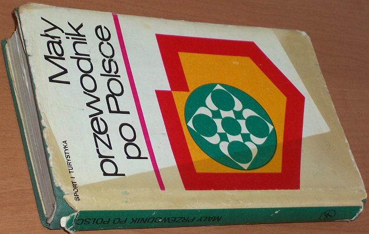 Maly-przewodnik-po-Polsce-Warszawa-Sport-i-Turystyka-1975-Rutkowska-Jankowski-Polen-Reisefuerer-Poland-Tourist-Guide