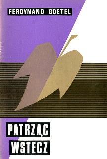 Tatry Zakopane Goetel Ferdynand Patrząc wstecz Pamiętnik Londyn emigracja Patrzac Tatra Gory góry Mountains Orłowicz Orlowicz waa0587