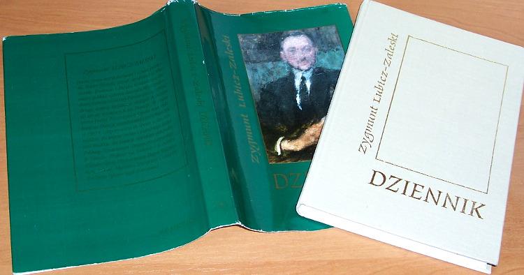 Lubicz-Zaleski-Zygmunt-Dziennik-nieciagly-1904-1925-T-I-Paryz-Lodz-Lodart-1998-Polska-Francja-kultura-polityka-pamietnik
