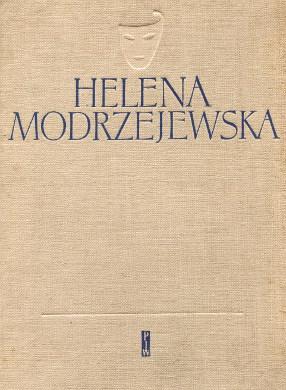 Got Szczublewski Helena Modrzejewska Aktorzy polscy Teatr polski historia 19 wiek XIX biografia aktor aktorka Droszcz Almanach Modjeska waa0616