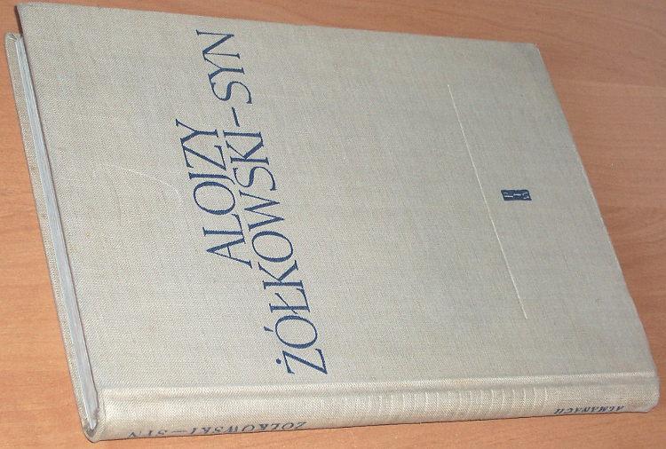 Szczublewski-Jozef-Szwankowski-Eugeniusz-Alojzy-Zolkowski-syn-Warszawa-Panstwowy-Instytut-Wydawniczy-PIW-1959-biografia