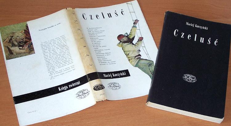 Kuczynski-Maciej-Czelusc-Warszawa-Iskry-1972-Naokolo-Swiata-jaskinie-Francja-Gouffre-Berger-Meksyk