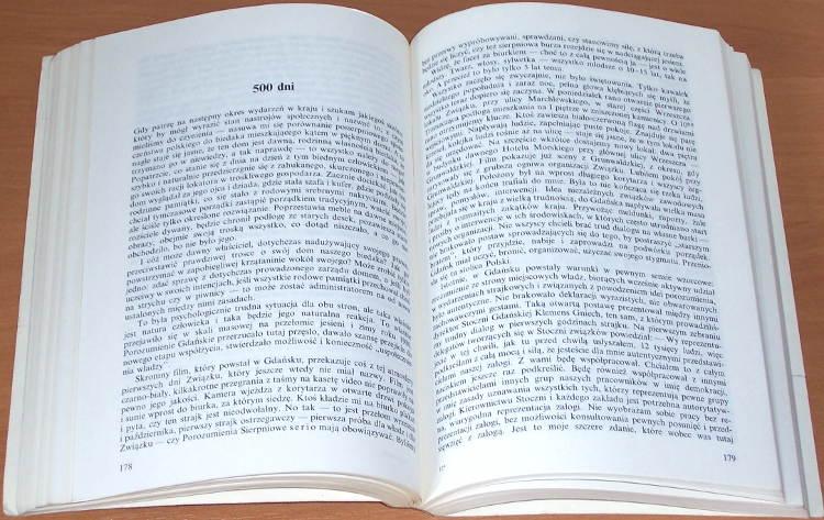 Walesa-Lech-Droga-nadziei-Wyd-2-Krakow-Znak-1990-Solidarnosc-stan-wojenny-prezydent-Polski-wspomnienia-biografia