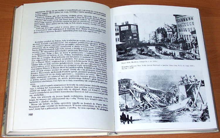 Ameryka-w-pamietnikach-Polakow-Antologia-Warszawa--Interpress-1975-wybor-Grzelonski-American-USA-United-States-polonia
