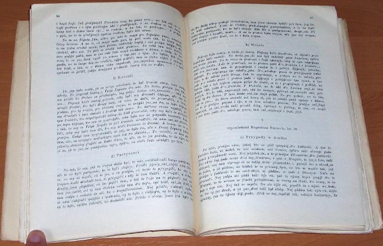 Karas-Mieczyslaw-Zareba-Alfred-Orawskie-teksty-gwarowe-z-obszaru-Polski-Krakow-Uniwersytet-Jagiellonski-PWN-1964-autograf