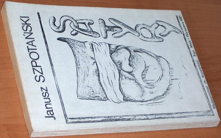 Szpotanski-Janusz-Satyry-Utwory-wybrane-Warszawa-Wydawnictwo-im-Konstytucji-3-go-Maja-1981-Hrabyk-Wierzbicki-bibula