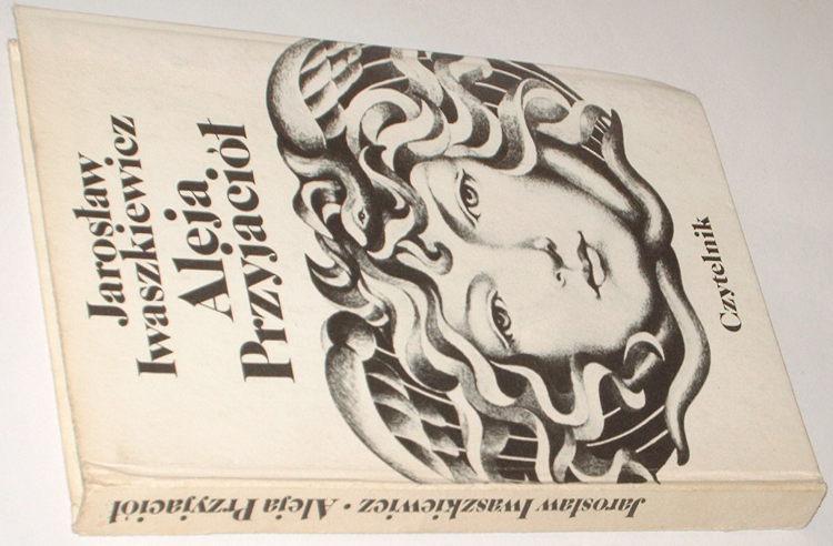 Iwaszkiewicz-Aleja-Przyjaciol-Czytelnik-1984-Tuwim-Lechon-Horzyca-Zamoyski-Tolek-Szyfman-Krzyzewski