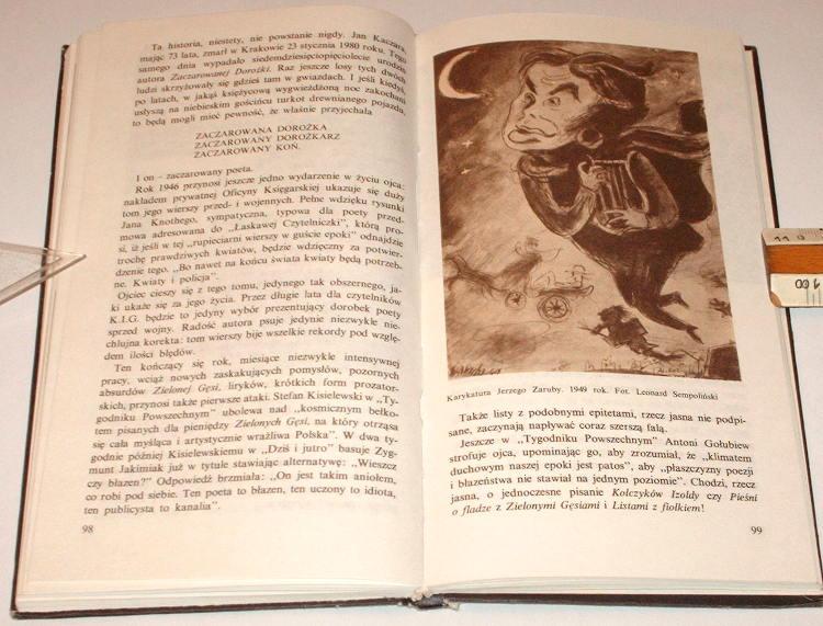 Galczylska-Kira-Konstanty-syn-Konstantego-Nasza-Ksiegarnia-1983-Biografia-poety