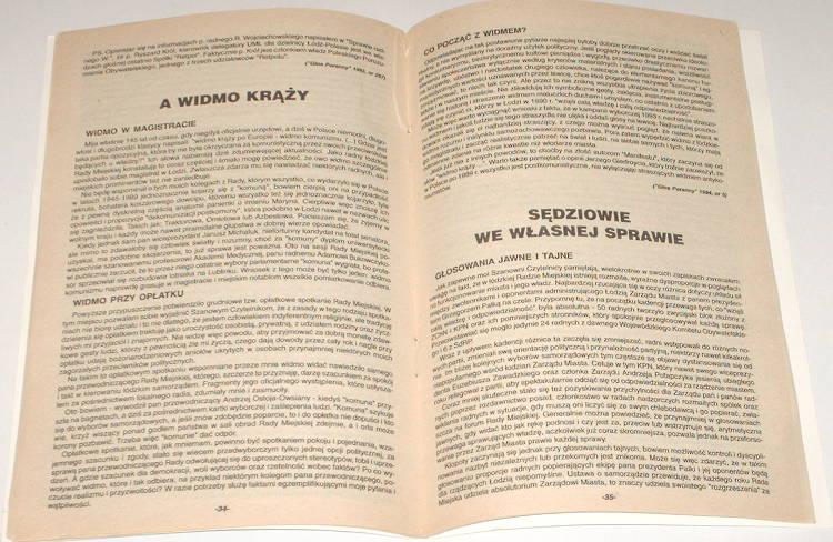 Matuszak-Grzegorz-Zapiski-radnego-Lodz-Glos-Poranny-Glos-Press-1994-Lodziana-Grzegorza-Matuszaka-felieton