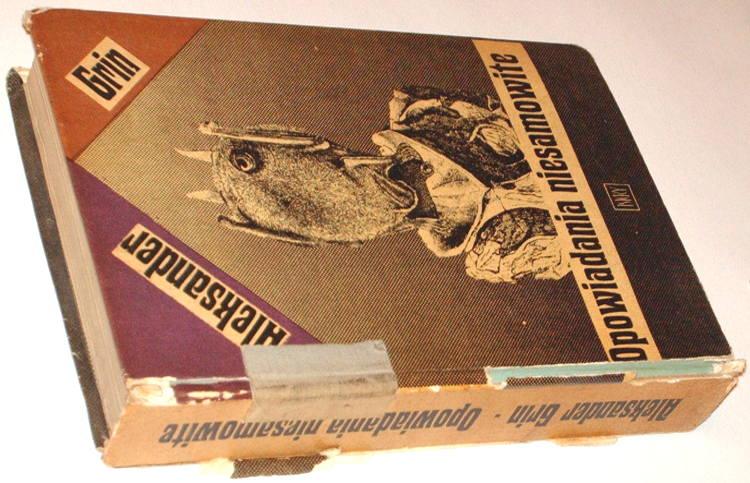 Grin-Aleksandr-Opowiadania-niesamowite-Iskry-1971-Podroz-do-Grinlandii-Szczurolap-Zabojstwo-w-Kunst-Fisze-Lina