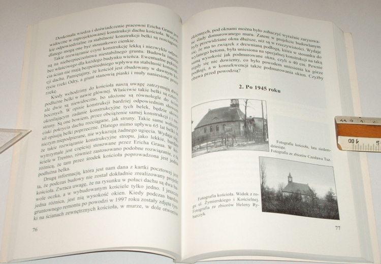 Grudzinski-Ludwik-Radwanice-miejscowosc-parafia-Historia-i-dzien-dzisiejszy-2003-Wstep-Szafulski
