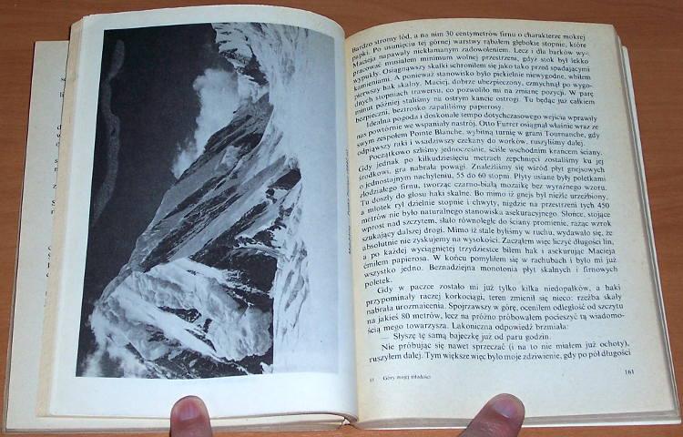 Hajdukiewicz-Jerzy-Gory-mojej-mlodosci-Iskry-1988-Wspomnienia-taternik-alpinista-himalaista-Gory-Mountains-Tatry