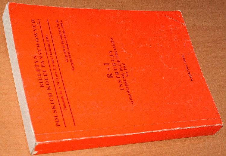 Polskie-Koleje-Panstwowe-Instrukcja-o-prowadzeniu-ruchu-pociagow-na-PKP-R-1-1998-manewry-pociagi-hamowanie-jazda