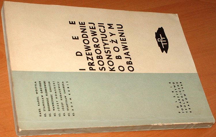 Idee-przewodnie-soborowej-konstytucji-o-Bozym-Objawieniu-Krakow-1968-Wojtyla-Sobor-Watykanski-Teologia-Dei-Verbum