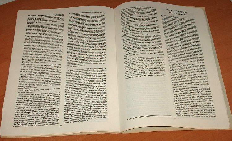 Nowakowski-Tadeusz-Volo-Papale-Wyd-podziemne-1983-papiez-Jan-Pawel-II-podroze-1982-Afryka-Portugalia-Anglia-Hiszpania