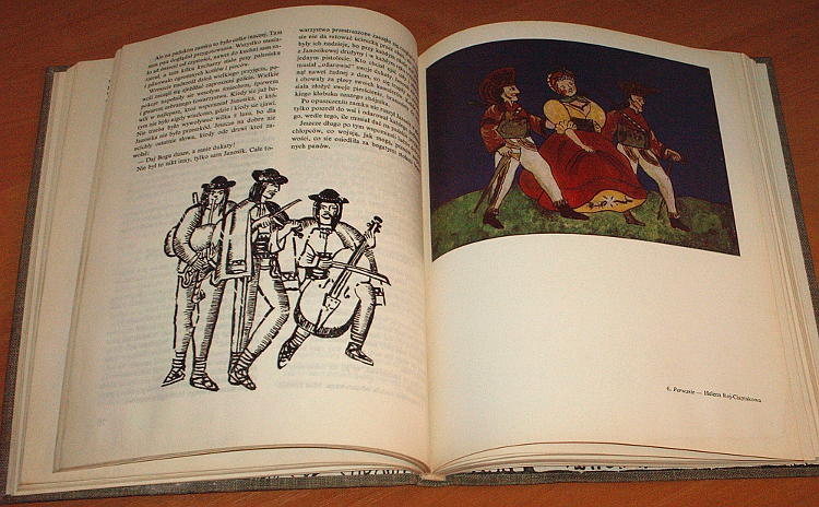 Zbojnicki-dar-Polskie-i-slowackie-opowiadania-tatrzanskie-LSW-1976-Komorowska-Gasparikowa-Tatry-Tatra-gorale-zbojnicy