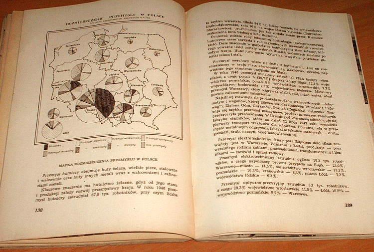 Bienkowski-Wladyslaw-Nauka-o-Polsce-wspolczesnej-PZWS-1948-Wychowanie-obywatelskie-szkoly-srednie-Polska-Odrodzona