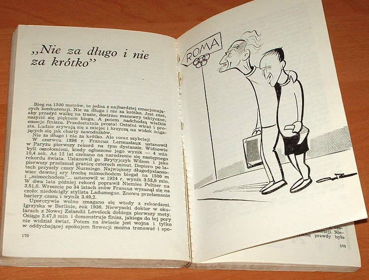 Alaszewski-Tomaszewski-Slawy-sportu-w-karykaturze-i-wspomnieniu-Sport-i-Turystyka-1973-sportowcy-karykatura-album