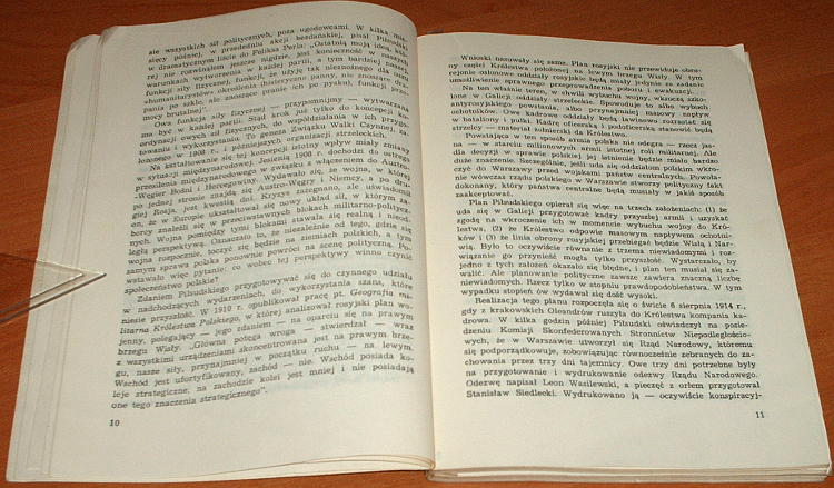 Pilsudski-Jozef-Moje-pierwsze-boje-Lodz-1988-Nowy-Korczyn-Opatowiec-Ulina-Mala-Limanowa-Marcinkowice-World-War-1914-1918