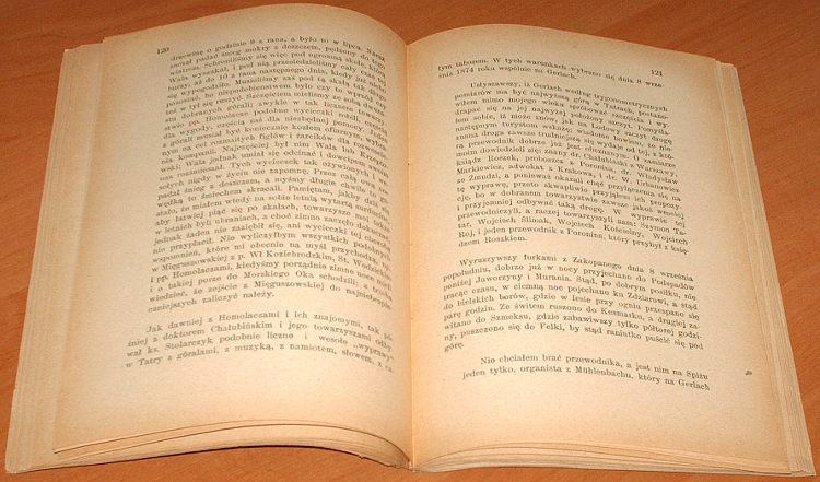 Hoesick-Ferdynand-Legendowe-postacie-zakopianskie-Chalubinski-ks-Stolarczyk-Sabala-1921-Zakopane-Tatry-gorale