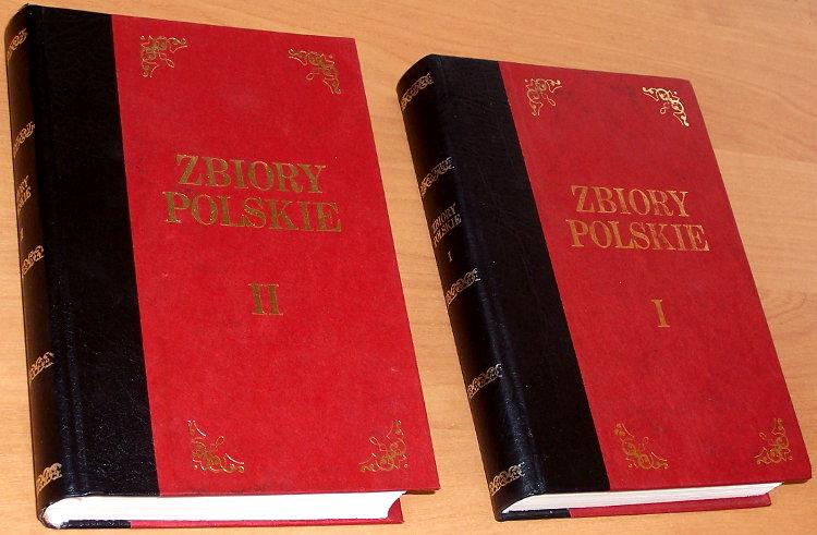 Chwalewik-Edward-Zbiory-polskie-Archiwa-bibljoteki-gabinety-galerje-muzea-i-inne-zbiory-Tom-1-2-Krakow-KAW-1991