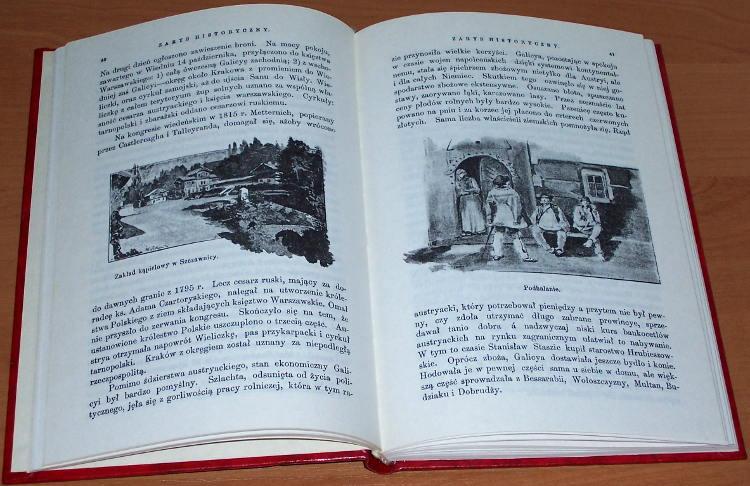 Limanowski-Boleslaw-Galicya-przedstawiona-slowem-i-olowkiem-Reprint-Krakow-KAW-Krajowa-Agencja-Wydawnicza-1988