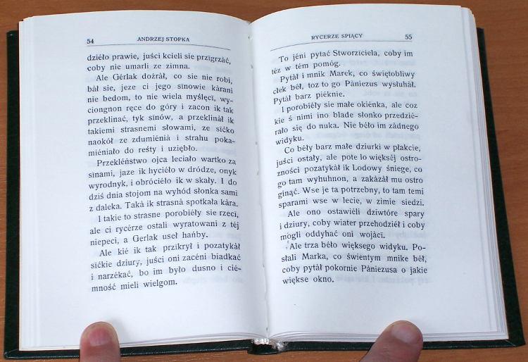 Stopka-Andrzej-Rycerze-spiacy-w-Tatrach-Fantazye-na-tle-podan-ludowych-Reprint-Krakow-KAW-Krajowa-Agencja-Wydawnicza-1987