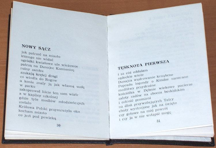 Maciuszek-Fillmann-Jadwiga-Moje-mlynskie-kolo-Nowy-Sacz-Sadecka-Oficyna-Wydawnicza-1987-poezja