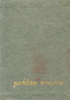 Pokłon Orawie Wiersze poetów orawskich Kowalczyk Czerwień Pieróg Pilchowa Jasiura Karkoszka Ziober Śmiech Orawa miniatura poezja wab0217