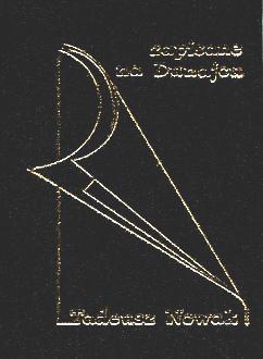 Nowak Zapisane na Dunajcu Węgrzyn Poezja wiersze miniatura wab0218